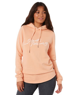 PEACH WOMENS CLOTHING SILENT THEORY JUMPERS - 6054010PEACH
