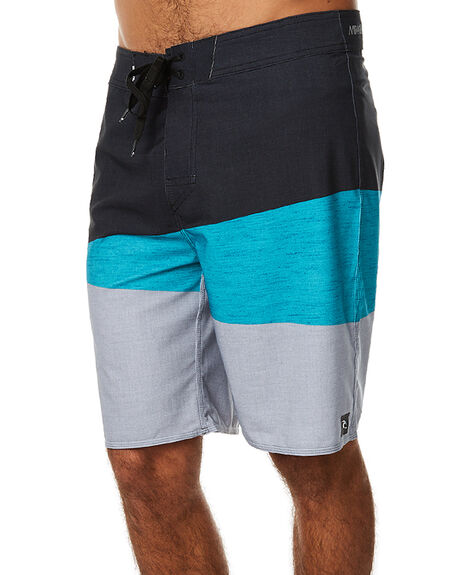 309aa62b9e72 Rip Curl Mirage Wedge 20 Mens Boardshort - Black | SurfStitch