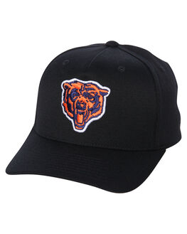 BEARS MENS ACCESSORIES MITCHELL AND NESS HEADWEAR - CK071BEAR