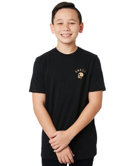 BLACK KIDS BOYS SWELL TOPS - S3193010BLACK