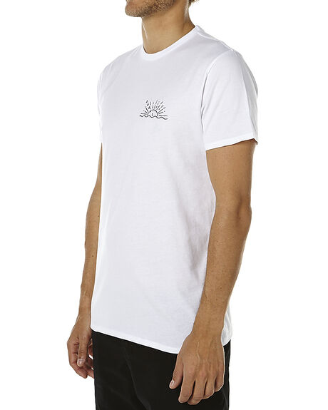WHITE MENS CLOTHING SWELL TEES - S5164014WHT