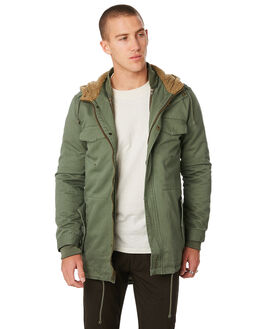 FATIGUE MENS CLOTHING THE CRITICAL SLIDE SOCIETY JACKETS - JK1808FATIG