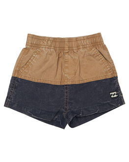 KHAKI KIDS TODDLER BOYS BILLABONG SHORTS - 7572704KHAK