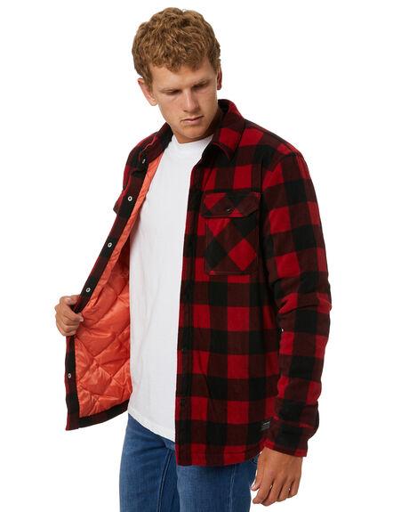 RIO RED MENS CLOTHING VOLCOM JACKETS - A1612002RIO