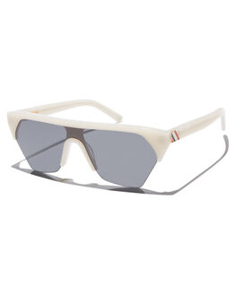 OFF WHITE SOLID GREY WOMENS ACCESSORIES PARED EYEWEAR SUNGLASSES - PE1902OWOWHI