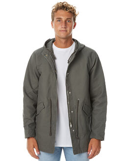 FATIGUE MENS CLOTHING ASSEMBLY JACKETS - AM-W1729FAT