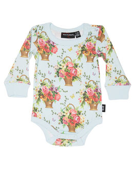 PRINT KIDS BABY ROCK YOUR BABY CLOTHING - BGB1812-BAPRNT