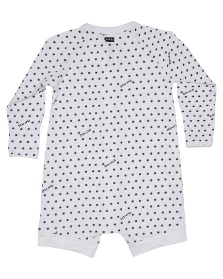 SUNSHINE BABY WHITE KIDS BABY BONDS CLOTHING - BX33AKI8