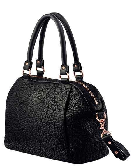 BLACK BUBBLE WOMENS ACCESSORIES STATUS ANXIETY BAGS + BACKPACKS - SA7247BBL
