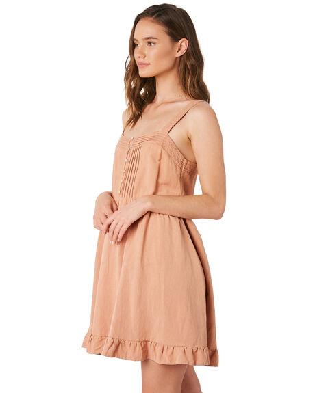 DUSK OUTLET WOMENS RHYTHM DRESSES - JAN20W-DR09DUSK