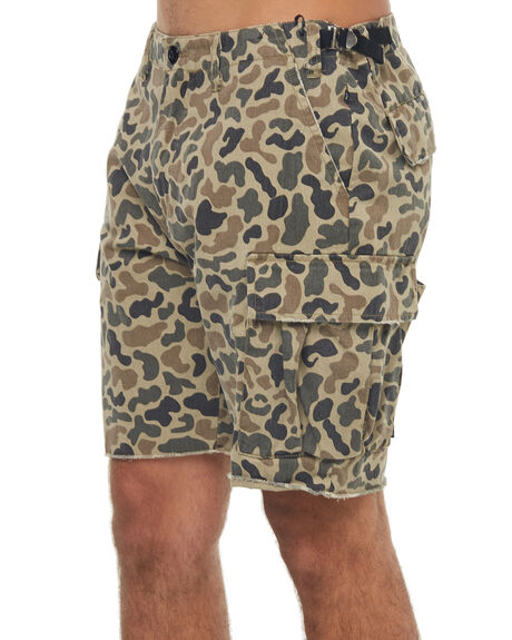 DUCK CAMO MENS CLOTHING RUSTY SHORTS - WKM0894DCA