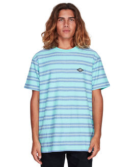 HARBOR BLUE MENS CLOTHING BILLABONG TEES - BB-9507031-HBO