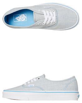 140d4e65aa ALASKAN BLUE WOMENS FOOTWEAR VANS SNEAKERS - SSVNA38EMVJPABLUW