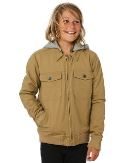 GUM KIDS BOYS BILLABONG JUMPERS + JACKETS - 8595910GUM