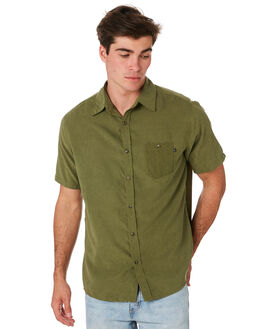 PRAIRE MENS CLOTHING RUSTY SHIRTS - WSM0834PRA