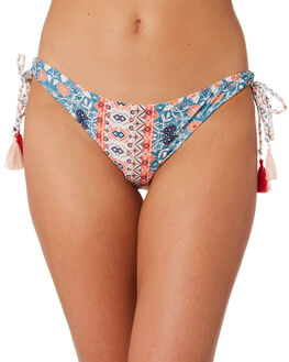 STILLWATER WOMENS SWIMWEAR RUSTY BIKINI BOTTOMS - SWL1365SWR