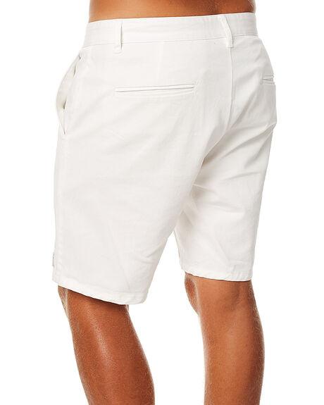 NATURAL MENS CLOTHING AFENDS SHORTS - 09-07-008NAT
