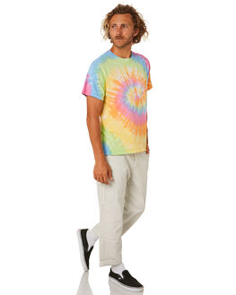 STILL TRIPPING MENS CLOTHING DYED TEES - DY19STEUSTTRP