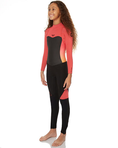 PARADISE PINK SURF WETSUITS ROXY STEAMERS - ERGW103002MLR0