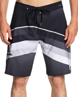 BLACK MENS CLOTHING QUIKSILVER BOARDSHORTS - EQYBS04050KVJ6