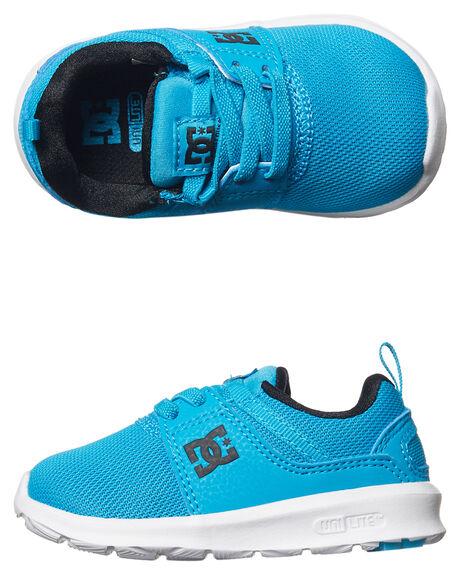 BLUE KIDS TODDLER BOYS DC SHOES FOOTWEAR - ADTS700041BLU