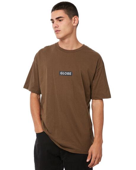 BRONZE MENS CLOTHING GLOBE TEES - GB01830002BRNZ