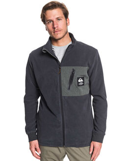 RAVEN MENS CLOTHING QUIKSILVER JUMPERS - EQMFT03043-KSQ0