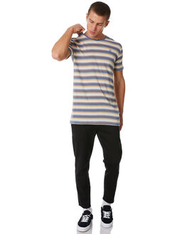 BEIGE MENS CLOTHING SILENT THEORY TEES - 4014010BGE