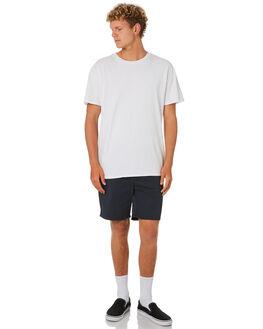 NAVY CANVAS MENS CLOTHING LEE SHORTS - L-606569-MG8NVYCA
