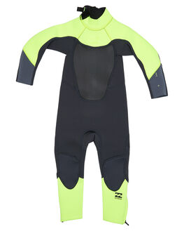 LIME SURF WETSUITS BILLABONG STEAMERS - 7783700LME