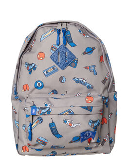 PATCHES RETRO KIDS BOYS PARKLAND BAGS + BACKPACKS - 20008-00254