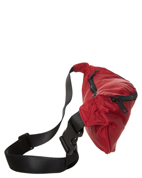 RED MENS ACCESSORIES STUSSY BAGS + BACKPACKS - ST782006RED