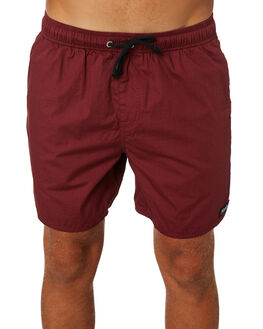 OXBLOOD MENS CLOTHING AFENDS BOARDSHORTS - M183359OXB