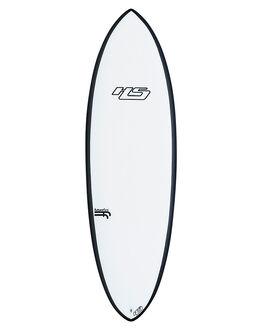CLEAR BOARDSPORTS SURF HAYDENSHAPES GSI SURFBOARDS - HS-HYPTOFFV-0504-CL1