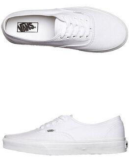 TRUE WHITE MENS FOOTWEAR VANS SNEAKERS - SSVN-0EE3W00M
