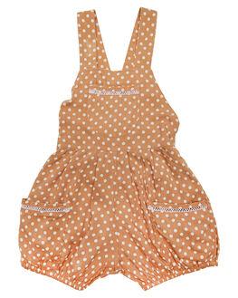MULTI KIDS TODDLER GIRLS CHILDREN OF THE TRIBE DRESSES + PLAYSUITS - GROV0324MUL