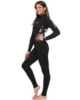 BLACK/WHITE BOARDSPORTS SURF ROXY WOMENS - ERJW103022-XBBW