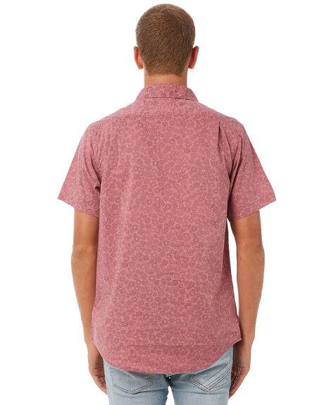 ROSE MENS CLOTHING RVCA SHIRTS - R372186ROSE