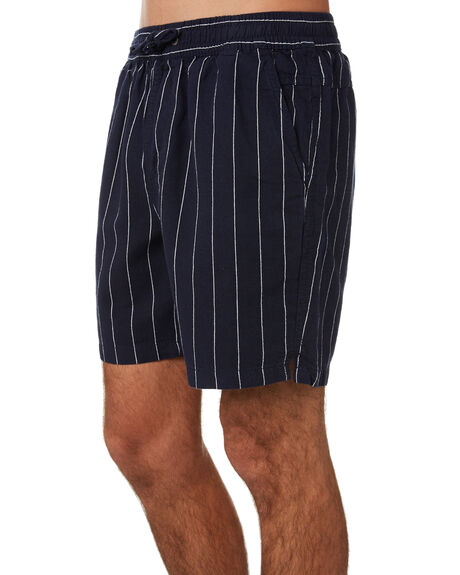 NAVY MENS CLOTHING ACADEMY BRAND SHORTS - 20S629NVY