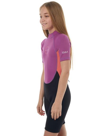 PURPLE SURF WETSUITS PEAK SPRINGSUITS - PM404G0037