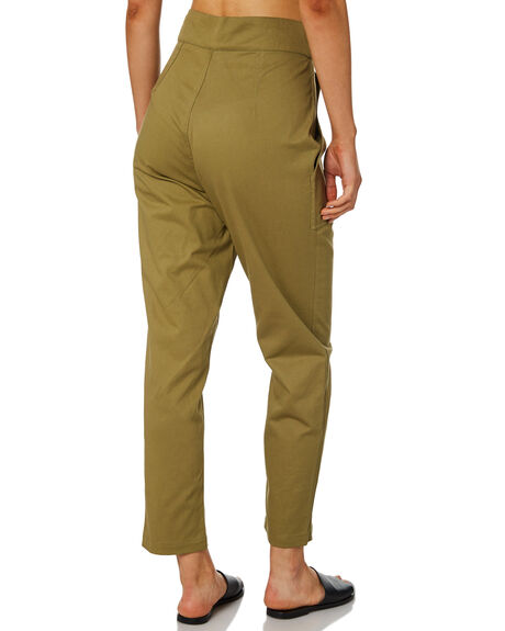 OLIVE OUTLET WOMENS ZULU AND ZEPHYR PANTS - ZZ2426OLI