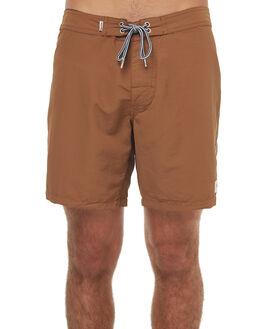 TOBACCO MENS CLOTHING RHYTHM BOARDSHORTS - JAN18M-TR05TOB