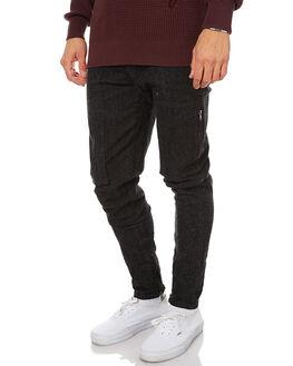 CHARCOAL MARLE MENS CLOTHING ZANEROBE PANTS - 702-RISECHAM
