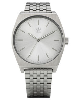 ALL SILVER MENS ACCESSORIES ADIDAS WATCHES - Z02-1920-00ASIL