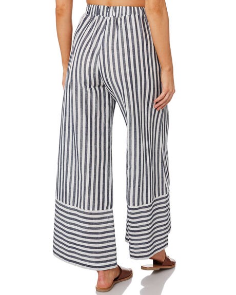 NAVY WOMENS CLOTHING TIGERLILY PANTS - T392387NAVY