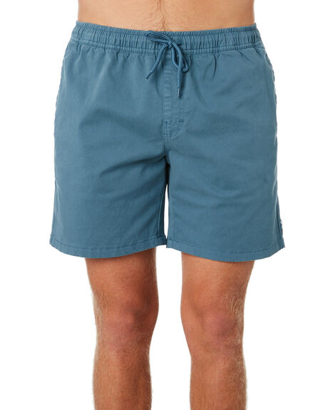 TURQUIOSE MENS CLOTHING NO NEWS BOARDSHORTS - N5201231TURQ