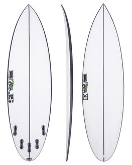 CLEAR BOARDSPORTS SURF JS INDUSTRIES SURFBOARDS - JSMBRCLR