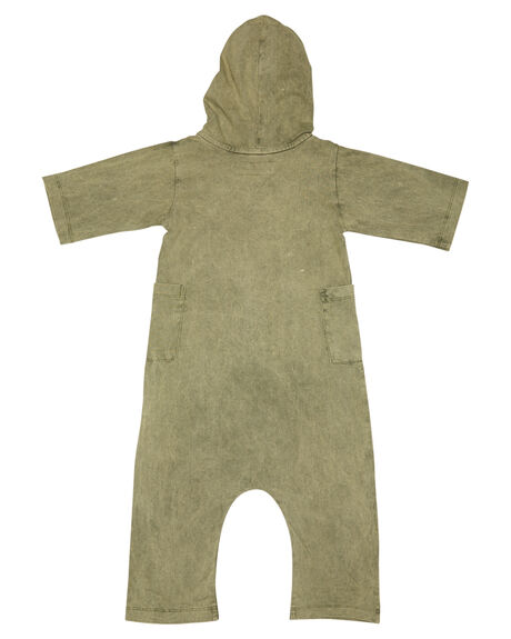 Children Of The Tribe Baby The Explorer Hooded Onesie