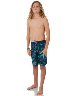 BLUE KIDS BOYS BILLABONG BOARDSHORTS - 8581425BLU