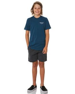 BLUE BOTTLE KIDS BOYS SWELL TOPS - S3202001BLBOT
